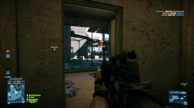 Bientôt un patch pour Battlefield 3