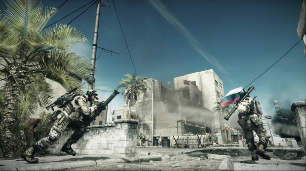 Battlefield 3: Contrôlez l'état des serveurs à tout moment