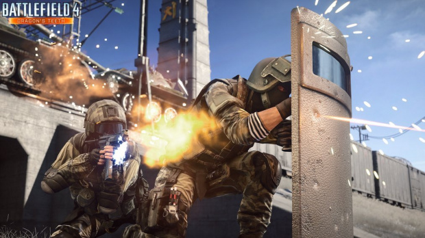 BF4 : La date de Dragon's Teeth confirmée