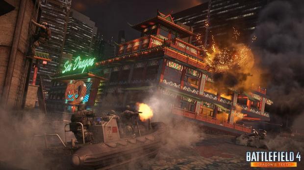 Battlefield 4 : Dragon's Teeth : Le contenu détaillé