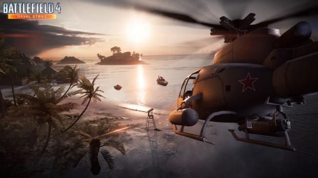 Battlefield 4 : Naval Strike aussi repoussé sur One