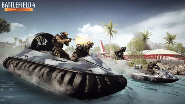 Battlefield 4 : Naval Strike s'offre un nouveau trailer