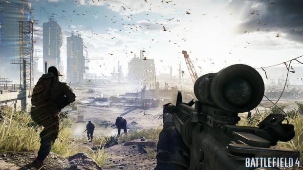 La config pour la présentation de Battlefield 4 partiellement dévoilée