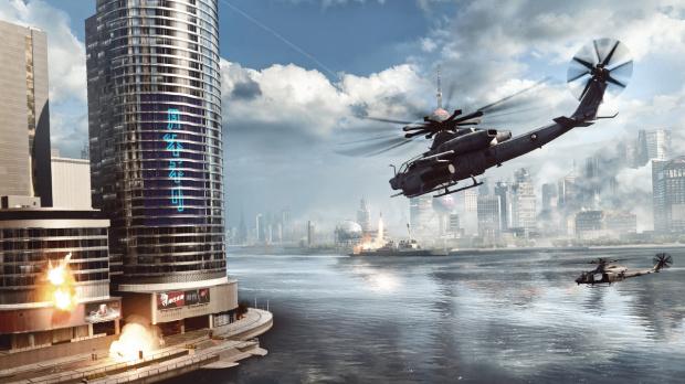 La campagne de Battlefield 4