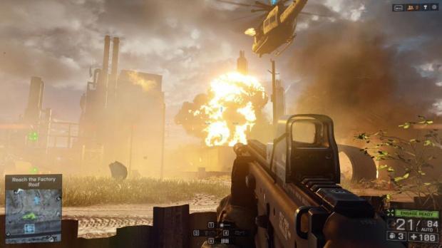 Battlefield  4 : Une semaine de double XP et un viseur exclusif pour les joueurs