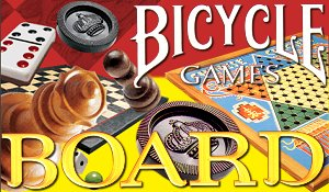 Bicycle Games Board