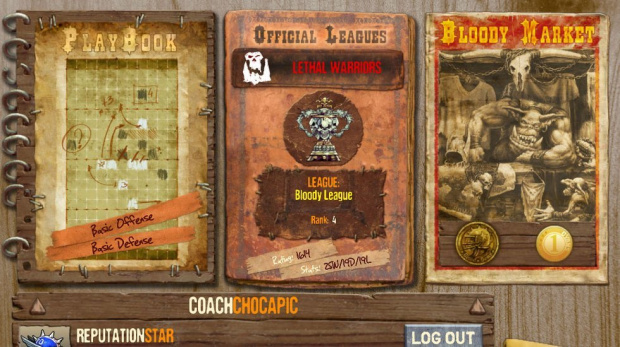 Blood Bowl : Star Coach annoncé