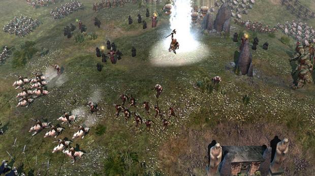 Images : Le Roi Sorcier sur le champ de bataille