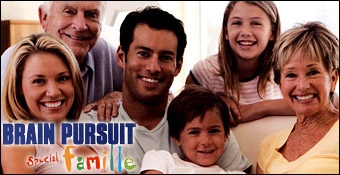 Brain Pursuit : Special Famille