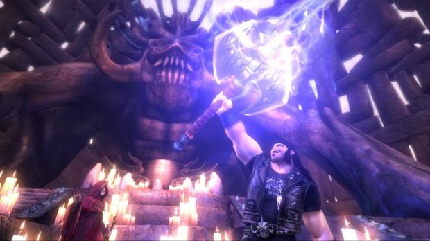 Brütal Legend en précommande sur Steam