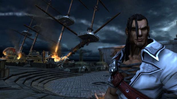 GC 2008 : Images de Captain Blood