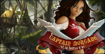 Captain Morgane et la Tortue d'Or