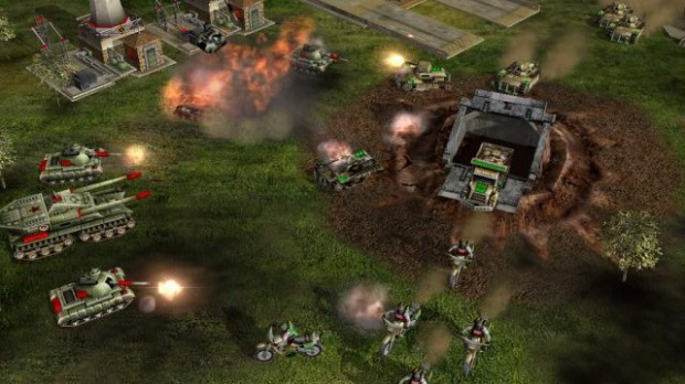 Un add-on pour Command And Conquer Generals