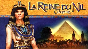 pharaon cloptre la reine du nil