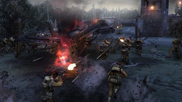 THQ présente le premier complément-on de Company Of Heroes