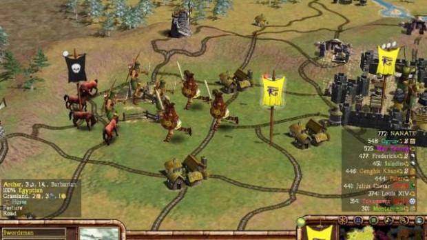 Civilization 4 passe gold