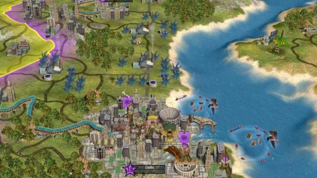Civilization 4 se montre encore