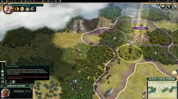 Civilization V Brave New World à 11,99 euros
