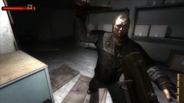 Images : Condemned sur PC