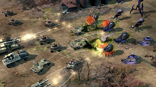 Images : Command And Conquer 3