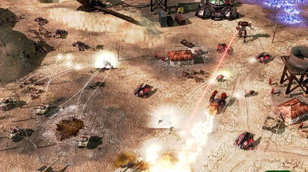 Images : Command & Conquer 3 : Les Guerres Du Tiberium