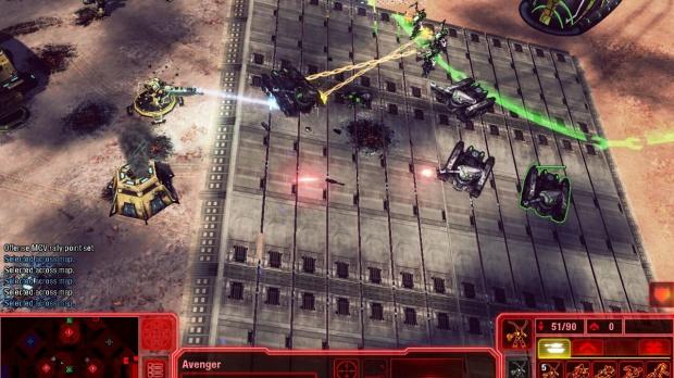 Prix cassés pour Command & Conquer sur Steam