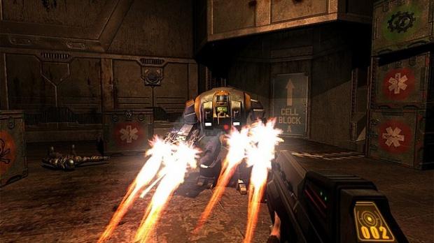 Riddick s'infiltre sur PC