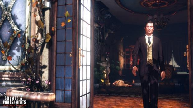 Le prochain Sherlock Holmes sortira sur PS4