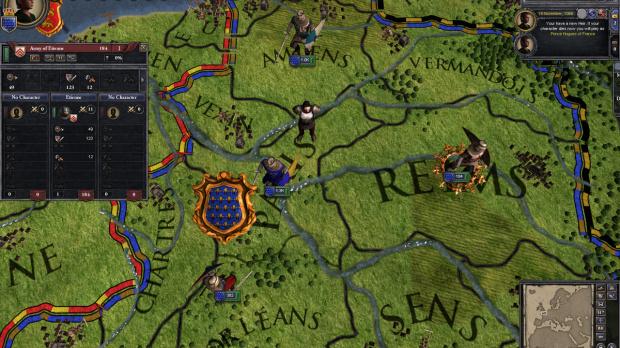 Crusader Kings II et King Arthur II disponibles en boîtes