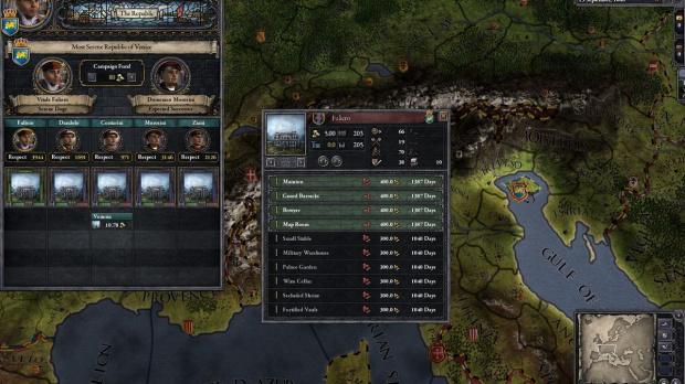 Crusader Kings 2 se tourne vers les marchands
