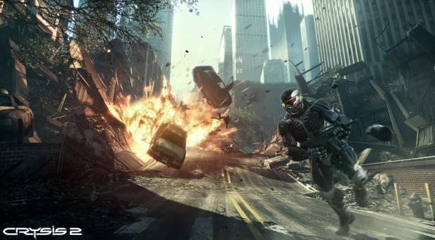 Crysis 2 sera le plus beau jeu de l'histoire