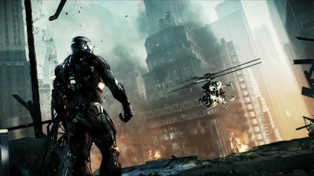 Un week-end Crysis sur Steam