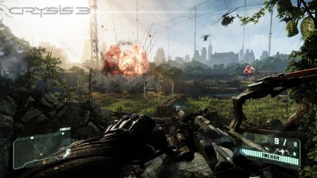 La bêta de Crysis 3 a cartonné