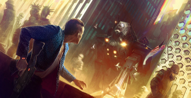 CD Projekt (The Witcher) annonce Cyberpunk