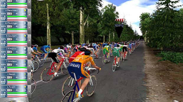 Cycling Manager 4 se révèle