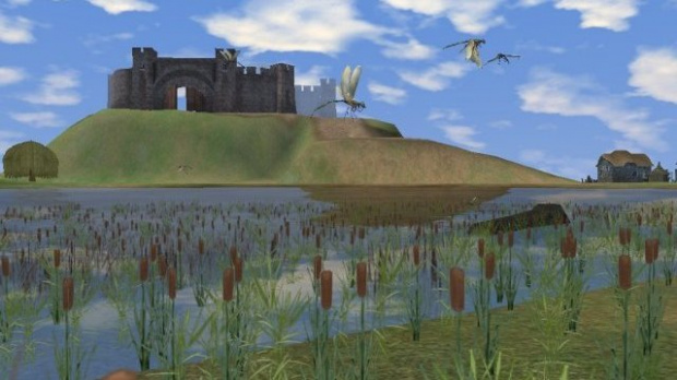 Nouvelles images de Shrouded Isles