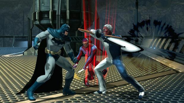 DC Universe Online cartonne en free-to-play