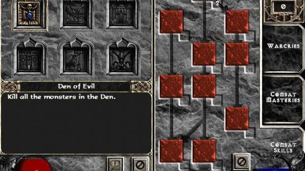 Redistribution des points dans Diablo 2