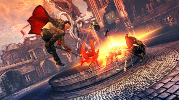 DmC Devil May Cry le 25 janvier sur PC