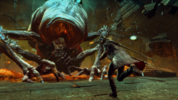 DmC Devil May Cry illustre son bestiaire