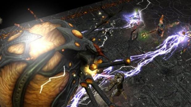 Images : Dungeon Siege 2 : Broken World, l'est tout cassé le monde