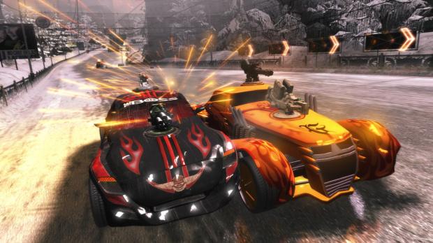 Death Track Resurrection sur PS3
