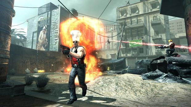 Le premier DLC de Duke Nukem Forever en détails