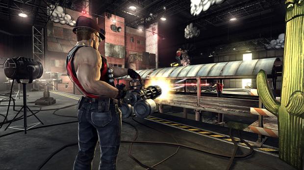Le DLC de Duke Nukem Forever la semaine prochaine