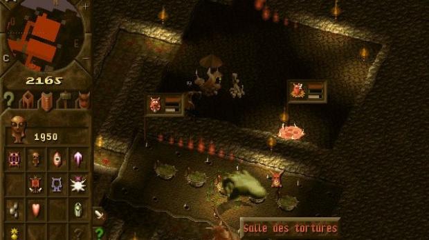 Dungeon Keeper gratuit sur GoG