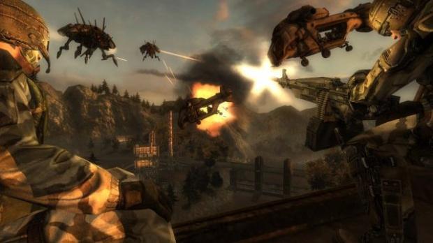 Images : Quake Wars : Enemy Territory Wars