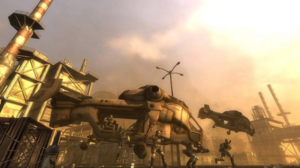 E3 : Enemy Territory : Quake Wars