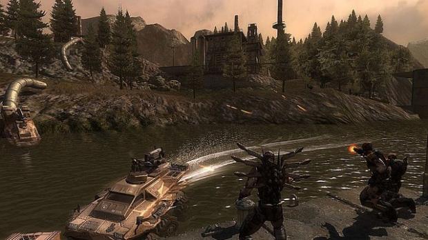 Un site internet pour Enemy Territory : Quake Wars