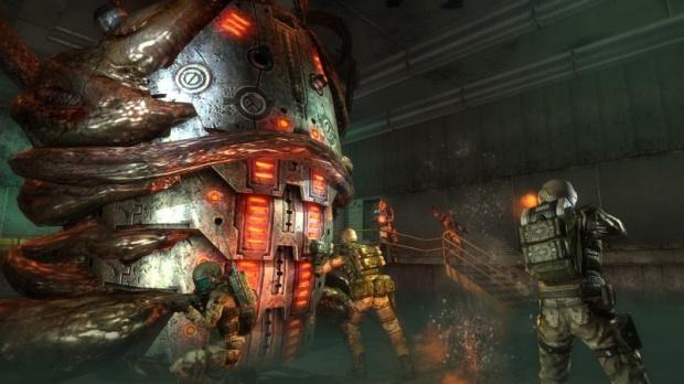 E3 2007 : Enemy Territory : Quake Wars