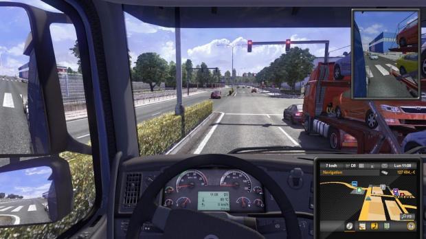 Euro Truck Simulator 2 à moitié prix